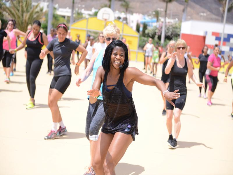 Fit Fever 2016 – Fitness Holiday in the Sun