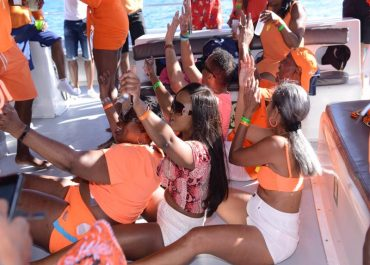FitFever & Heat Boat Party - 8th May 2021 - Fuerteventura