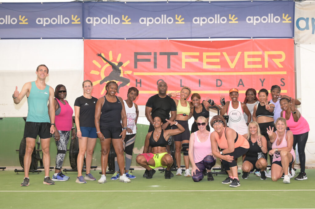 Fitfever Fitness & Party Holiday – Fuerteventura